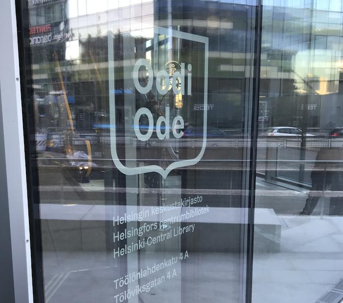 Oodi - Ode